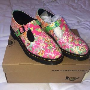 Dr. Martens AirWair Mary Janes- Daze Collection